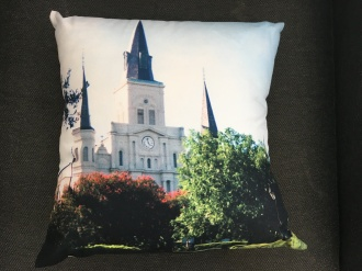 Cathedral Pillow